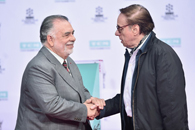 Coppola and Bogdanovich