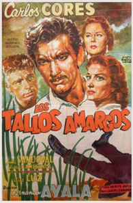 Los Tallos Amargos movie poster