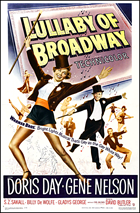 Lullaby of Broadway poster