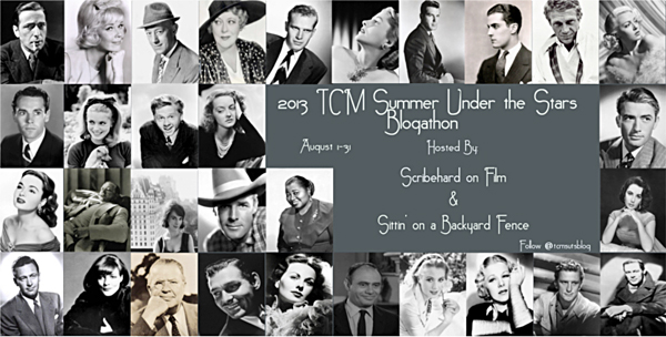 TCM Summer Under The Stars Blogathon
